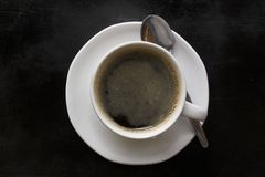 Tazza di coffe immagine stock