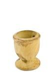 Tazza di legno ebrea Fotografia Stock