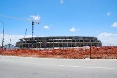 Tazza di mondo dello stadio di calcio 2010 Immagini Stock Libere da Diritti