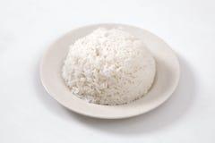 Tazza di riso fotografie stock libere da diritti