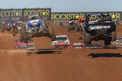 Tazza 2012 di sfida di Lucas Oil Off Road Series (LOORS) Immagini Stock