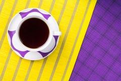 Tazza di tè Fotografia Stock Libera da Diritti