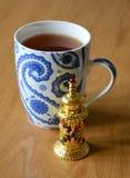 Tazza di tè Fotografia Stock