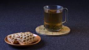 Tazza di tè fotografie stock libere da diritti