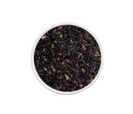 Tazza di tè con tè isolato Immagine Stock Libera da Diritti