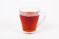 Tazza di tè nero Fotografia Stock