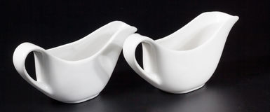 Tazza di tè su un fondo nero Fotografia Stock Libera da Diritti