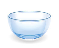 Tazza di vetro Fotografia Stock Libera da Diritti