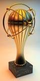Tazza, trofeo multicolore Fotografia Stock Libera da Diritti