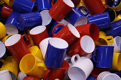 Tazze Fotografie Stock Libere da Diritti