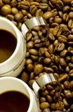 Tazze di caffè royalty illustrazione gratis