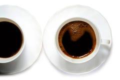 Tazze di caffè Immagini Stock Libere da Diritti