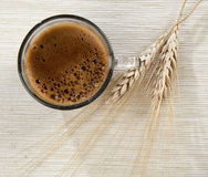 Tazzina di caffè d'orzo Arkivfoto