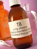 TB treatments Stock Photography