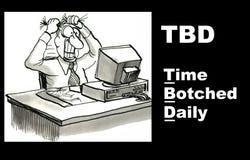TBD Royalty Free Stock Image