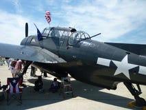 TBF Avenger Torpedo Bomber Stock Images