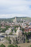 Tbilisi-Überblick Stockfoto