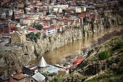 Tbilisi Γεωργία Στοκ φωτογραφίες με δικαίωμα ελεύθερης χρήσης
