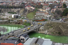 Tbilisi Στοκ φωτογραφία με δικαίωμα ελεύθερης χρήσης
