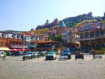 tbilisi Foto de Stock Royalty Free