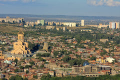 Tbilisi Stock Photo
