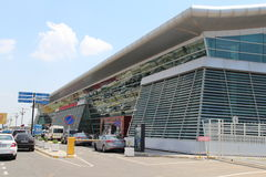 Tbilisi Airport Stock Images
