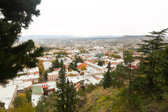 Tbilisi-alte Stadt Lizenzfreie Stockbilder