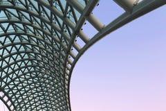 Tbilisi Bridge of Peace Stock Photography