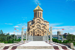 Tbilisi Cathedral, Georgia Stock Image