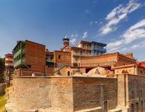 tbilisi Cidade velha Imagens de Stock