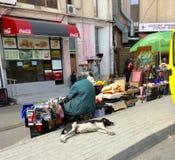 Tbilisi di ogni giorno Fotografia Stock Libera da Diritti
