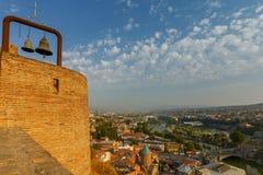 tbilisi Die Kirche Narikala Lizenzfreies Stockbild
