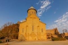 tbilisi Die Kirche Narikala Lizenzfreies Stockfoto