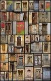 Tbilisi Doors Royalty Free Stock Photo