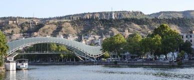 Tbilisi, Geórgia Imagens de Stock Royalty Free