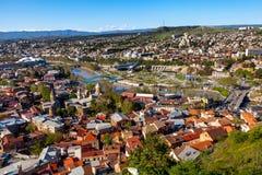 Tbilisi, Georgië Stock Fotografie