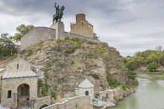 Tbilisi, Georgia Stockbild