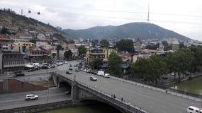Tbilisi Georgia Fotos de archivo