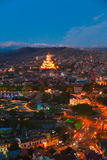 Tbilisi Georgia immagini stock