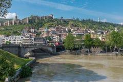 Tbilisi Georgia Eastern Europe Stock Images
