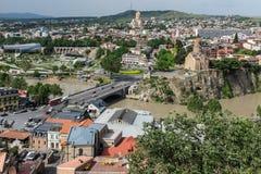 Tbilisi Georgia Eastern Europe Royalty Free Stock Photos