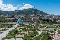 Tbilisi Georgia Eastern Europe Stock Image