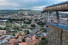 Tbilisi Georgia Eastern Europe Stock Photos