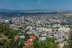 Tbilisi Georgia Eastern Europe Stock Image