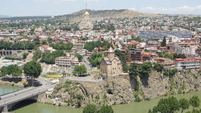 Tbilisi, Georgia, Europe Royalty Free Stock Photo
