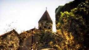 Tbilisi Georgia Gruzia. Tbilisi old town Anchikhati Church stock photos