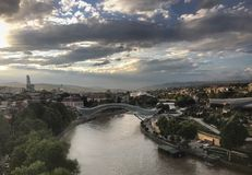 Tbilisi,Gorgia Stock Image