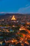 Tbilisi Gruzja obrazy stock
