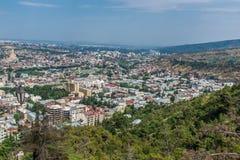 Tbilisi Gruzja Europa Wschodnia Fotografia Royalty Free