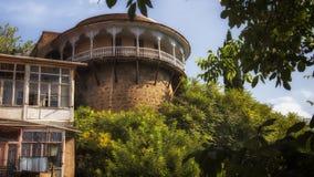 Tbilisi la Géorgie Photo libre de droits